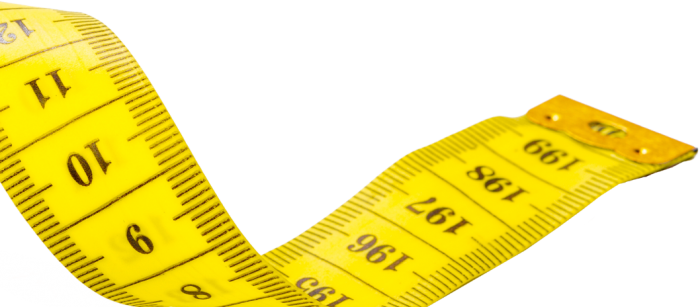 Weight Loss Measure Tape