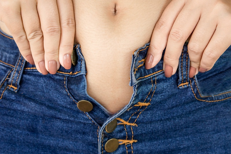 How To Stop Hormonal Weight Gain